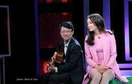 Hoa hậu Kỳ Duyên ngập ngừng khoe giọng hát