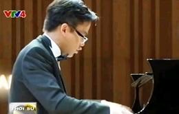 Tài năng piano trẻ Nguyễn Việt Trung tham gia chương trình hòa nhạc tại Hà Nội
