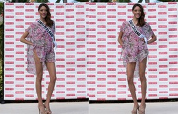 Những thân hình gây tranh cãi nhất Hoa hậu hoàn vũ 2014