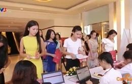 """Hoa hậu Hoàn vũ Việt Nam 2015 khởi động bình chọn """"Thí sinh được yêu thích"""""""
