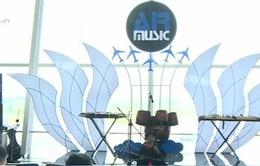 Thưởng thức âm nhạc miễn phí tại sân bay Nội Bài