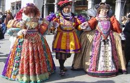 Lễ hội hóa trang độc đáo ở Venice