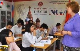 Hướng sinh viên học tiếng Nga tới thị trường du lịch