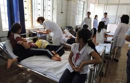 24 học sinh tiểu học nhập viện sau khi uống sữa chua miễn phí