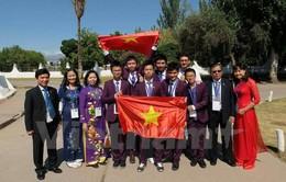 Hà Nội biểu dương học sinh đoạt giải kỳ thi Olympic Khoa học quốc tế