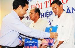 Hội thảo hoạt động Nghiệp đoàn Nghề cá khu vực Duyên hải Nam Trung Bộ