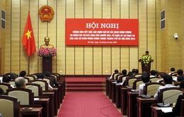 Hà Nội thuộc nhóm đứng đầu về chỉ số cải cách hành chính