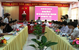 Việt Nam - Campuchia tăng cường hợp tác trong lĩnh vực giáo dục đào tạo