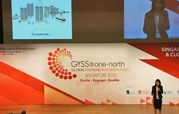 Việt Nam dự Hội nghị các nhà khoa học trẻ toàn cầu