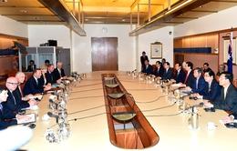 Tăng cường quan hệ Đối tác toàn diện Việt Nam, Australia