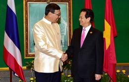 Thủ tướng hội kiến Chủ tịch Hội đồng Lập pháp Thái Lan