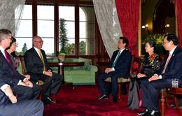 Thủ tướng hội kiến Toàn quyền Australia, thăm bang New South Wales