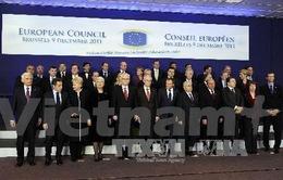 Hội nghị Thượng đỉnh EU thảo luận về ý tưởng lực lượng biên phòng chung