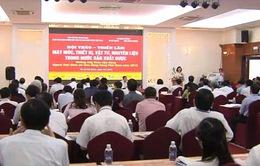 Công bố 215 sản phẩm, nhóm sản phẩm thương hiệu Việt