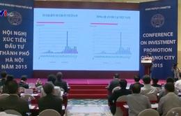 Hà Nội: Công bố 11 dự án thu hút đầu tư
