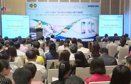 Doanh nghiệp FDI tạo động lực phát triển hàng Việt
