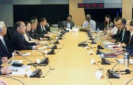 Chủ tịch Quốc hội dự hội thảo của Ngân hàng Thế giới
