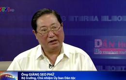 Bộ trưởng Giàng Seo Phử: Giảm thiểu chính sách cho không để tránh ỷ lại