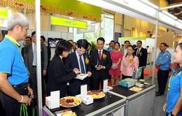 Khai mạc Hội chợ bán lẻ hàng Thái Lan 2015