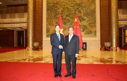 Phó Thủ tướng Việt Nam, Trung Quốc hội đàm