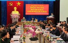 Ban chỉ đạo Tây Nguyên triển khai nhiệm vụ 2015