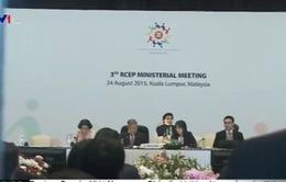 ASEAN và đối tác tiến tới hoàn tất Hiệp định RCEP