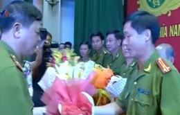 TP.HCM: Khai mạc Hội thi Cảnh sátkhu vực