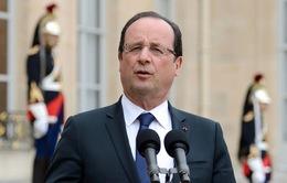 Tổng thống Pháp bác khả năng đơn phương can thiệp vào Libya