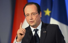 Tổng thống Pháp phản đối chiến tranh tôn giáo