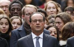 Tổng thống Pháp kêu gọi quốc tế cùng chống khủng bố
