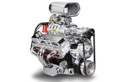 Theo dõi quy trình phục chế động cơ Chevrolet V8
