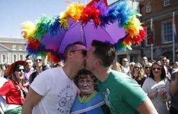 Ireland hợp pháp hóa hôn nhân đồng tính