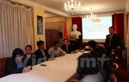 Kỷ niệm 85 năm ngày thành lập Đảng Cộng sản Việt Nam tại Algeria