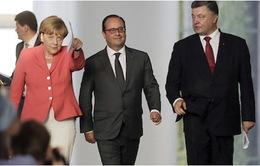 Hội nghị thượng đỉnh 4 bên tại Paris về Ukraine