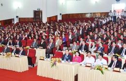 348 đại biểu dự Đại hội Đảng bộ Hà Tĩnh