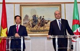 Việt Nam và Algeria tăng cường hợp tác trên tất cả các lĩnh vực