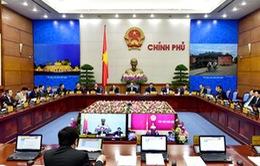 Chính phủ họp phiên thường kỳ tháng 12: Đẩy mạnh ba đột phá chiến lược