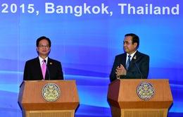 Toàn văn thông cáo báo chí chung Việt Nam - Thái Lan
