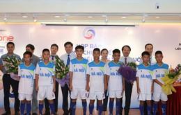 10 đội tranh tài ở Vòng CK giải bóng đá thiếu niên toàn quốc 2015
