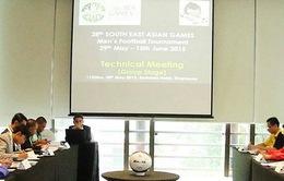 CHÍNH THỨC: U23 Indonesia vẫn dự SEA Games 28