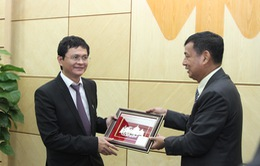 Mở ra cơ hội hợp tác giữa Đài THVN và Đài PTTH Myanmar