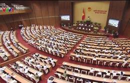 Quốc hội thông qua Luật Ban hành văn bản quy phạm pháp luật
