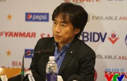 HLV Miura trách các cầu thủ Việt Nam thi đấu không đúng đấu pháp
