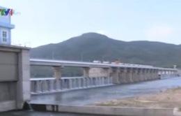 Bình Định khánh thành Hợp phần khu tưới Văn Phong