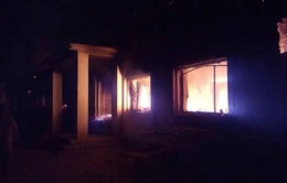 Không quân Mỹ không kích nhầm 1 bệnh viện tại Afghanistan?