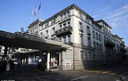 7 quan chức FIFA bị bắt tại Thụy Sỹ do tham nhũng