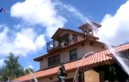 Mỹ: Rao bán biệt thự có 45 căn phòng bí mật