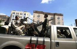 Yemen: Hầu hết tên lửa của phiến quân Houthi bị phá huỷ