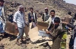 Phiến quân Houthi ở Yemen bắn hạ một máy bay của Morocco