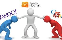 Người dùng đã có thể truy cập Gmail ngay từ Yahoo Mail